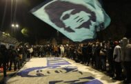 إطلاق اسم مارادونا على ملعب سان باولو الإيطالية