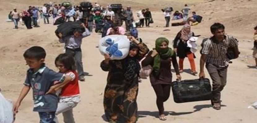 عودة 2220 نازحاً من مخيمات النزوح لمناطق سكنهم بنينوي