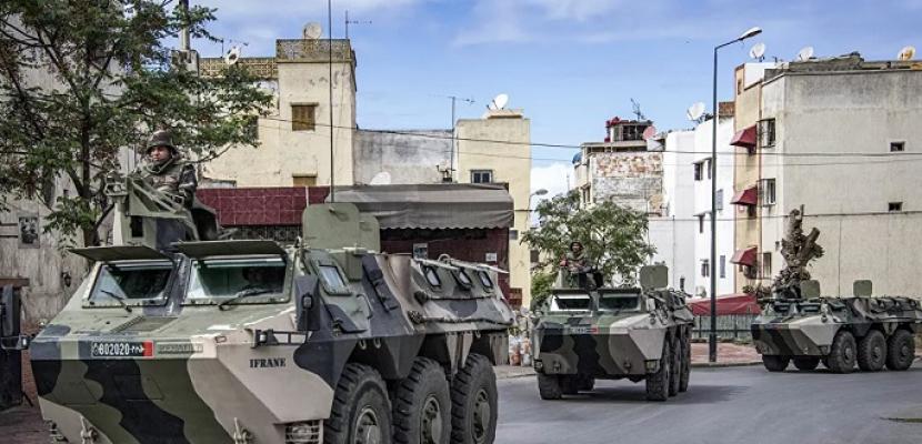 المغرب يعلن إطلاق عملية عسكرية في الكركرات بالصحراء الغربية