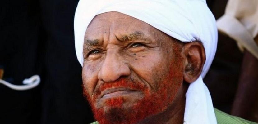 وفاة رئيس حزب الأمة القومي السوداني الصادق المهدي وإعلان الحداد العام