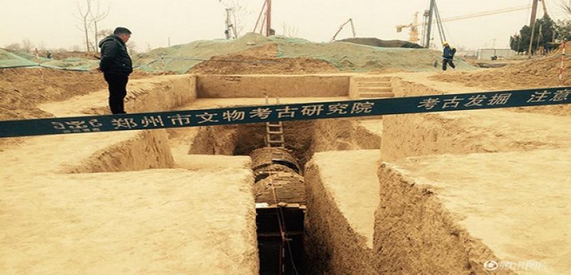 اكتشاف 38 مقبرة عمرها 2241 عاما جنوب الصين