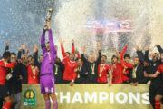 """الأهلي يتوج بدوري أبطال إفريقيا للمرة التاسعة في تاريخه بفوزه على الزمالك """"2-1"""""""