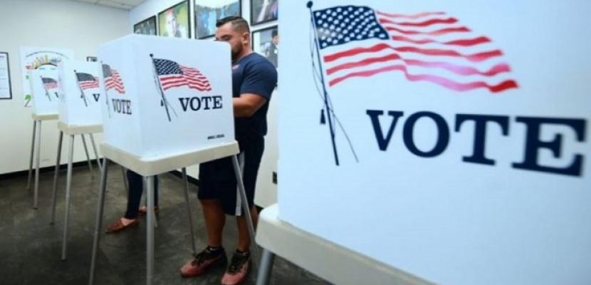 بدء عملية التصويت في انتخابات الرئاسة الأمريكية