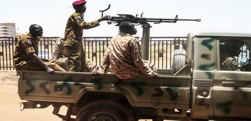 السودان ينشر قوات في جنوب دارفور بعد عنف قبلي اسفر عن مقل 15 شخصاً