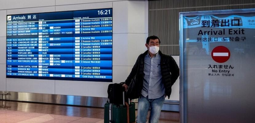 اليابان تتصدى لسلالة كورونا الجديدة بوقف تأشيرات الدخول لجميع الأجانب
