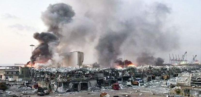 القضاء اللبناني يتهم رئيس الحكومة و3 وزراء سابقين بالإهمال المتسبب في انفجار ميناء بيروت