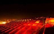 """اليوم إضاءة مبنى مكتبة الإسكندرية باللون البرتقالى بحملة """"اتحدوا"""""""