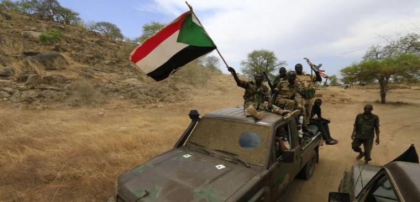 السودان يستعيد موقعين استراتيجيين من ميليشيات إثيوبيا على الحدود