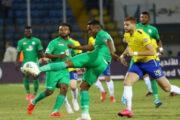 الإسماعيلى فى مواجهة أمام الرجاء المغربى فى نصف نهائى البطولة العربية