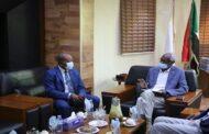 السودان يتمسك بالحل الأفريقي لملف سد النهضة