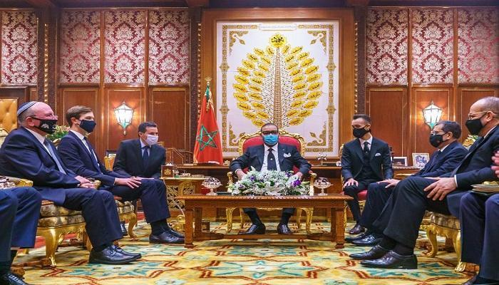 اتفاقيات وزيارات متبادلة في فبراير  بين المغرب وإسرائيل