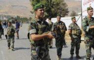 ضبط وكر لتصنيع المخدرات بمعقل حزب الله اللبناني