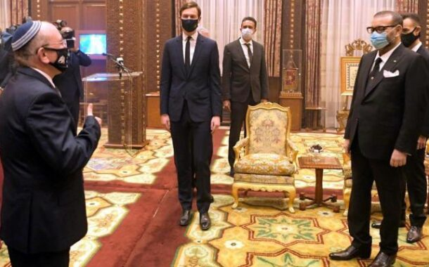 """المغرب وإسرائيل.. اتفاق مرتقب لتبادل """"إعفاء التأشيرات"""""""