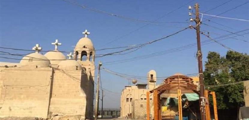 وزيرا السياحة والتنمية المحلية يفتتحان مسار العائلة المقدسة بسمنود اليوم