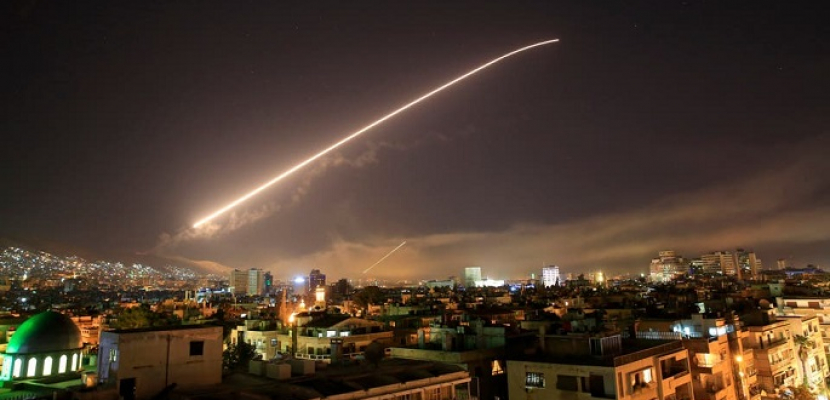 غارات إسرائيلية على مدينتي البوكمال ودير الزور شرقي سوريا