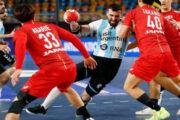 """الأرجنتين تفوز على اليابان 28-24 بالدور الرئيسي لمونديال اليد """"مصر 2021"""""""
