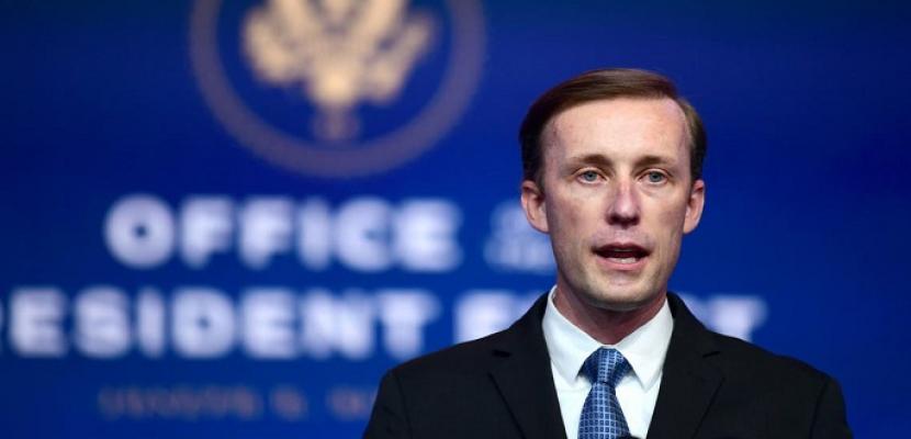 مستشار الأمن القومي الأمريكي: ناقشنا مع أوروبا ملف إيران