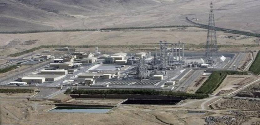 إيران تضاعف الطاقة الإنتاجية لأجهزة الطرد المركزى فى منشأة نطنز