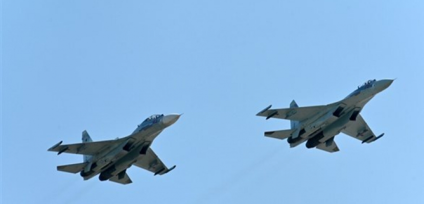 روسيا تعترض ثلاث طائرات فرنسية فوق البحر الأسود