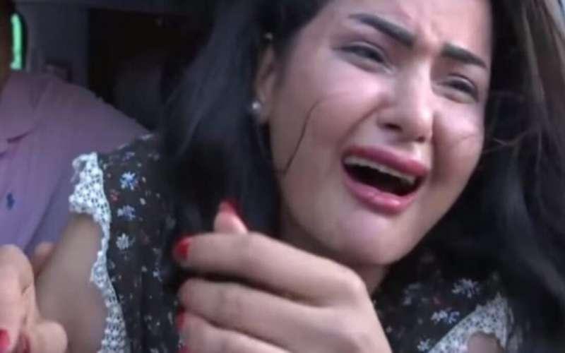 رفض الاستشكال المقدم من سما المصرى وتأييد حكم حبسها عامين