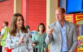 ويليام وكيت يحاولان إنجاب طفل رابع. وتم إبلاغ الملكة إليزابيث
