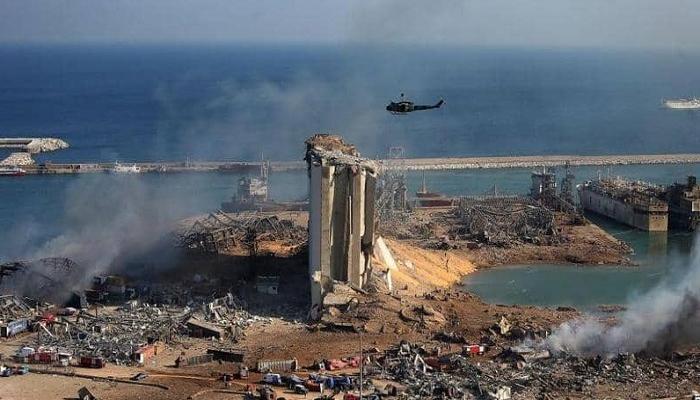 باريس وواشنطن تدعوان لإعلان أسباب انفجار مرفأ بيروت سريعا