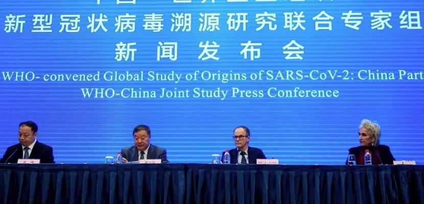 منظمة الصحة تكشف عن أولى نتائح تحقيقها حول كورونا بالصين..وتستبعد تسربه من مختبر ووهان