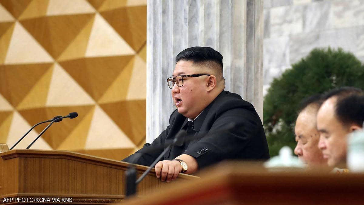 كيم يوبخ كبار مسؤولي كوريا الشمالية: انهزاميون فشلة
