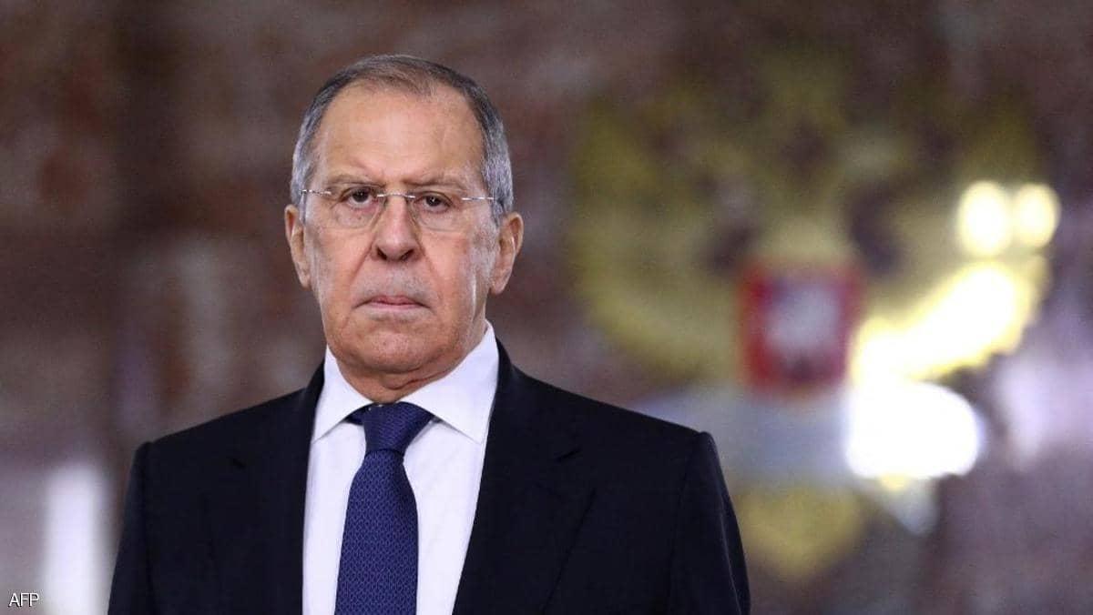 وزير الخارجية الروسي يؤكد أن بلاده سترد بالمثل على العقوبات الأمريكية المحتملة