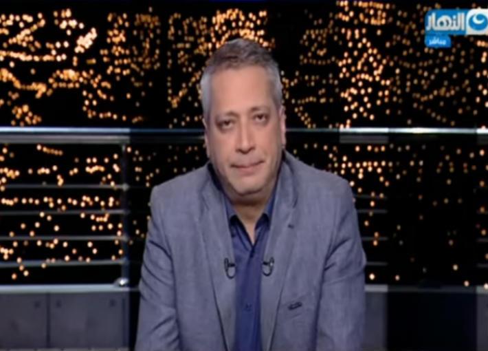 «الإعلاميين» تُحيل تامر أمين للتحقيق بعد واقعة «الصعايدة»