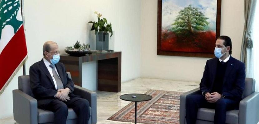 الحريري: لا تقدم في المشاورات لتشكيل الحكومة  ومتمسك برؤية الـ 18وزيرا