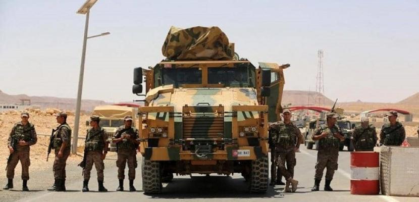 مقتل 4 جنود تونسيين أثناء عملية لملاحقة إرهابيين