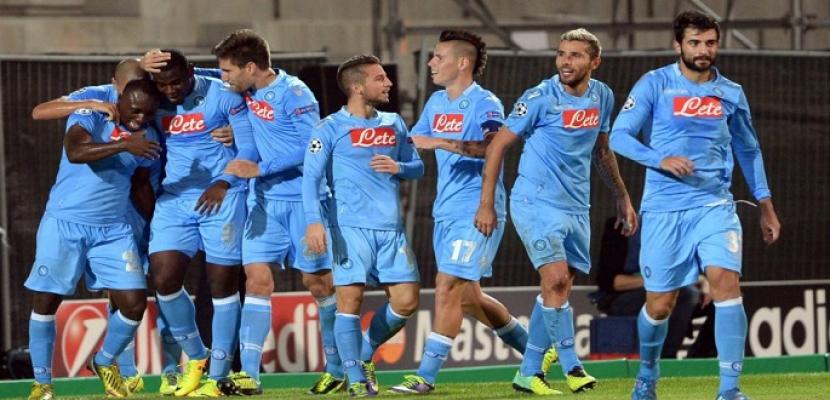 نابولى يستضيف أتالانتا اليوم فى مواجهة قوية بنصف نهائي كأس إيطاليا