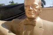 عودة تمثال ملك العود إلى شارع الفن غداً بعد ترميمه