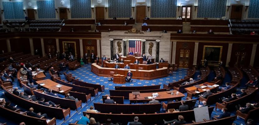 الكونجرس يصوت اليوم بشكل نهائى على خطة بايدن للنهوض الاقتصادي
