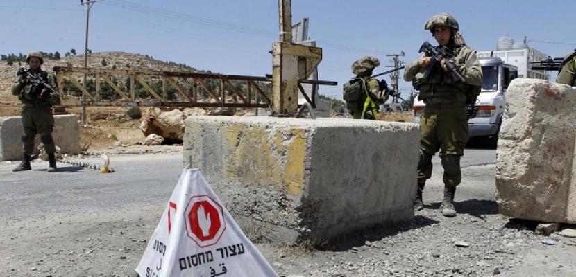 تزامناً مع انتخابات الكنيسيت .. إسرائيل تفرض إغلاقاً عاماً على الضفة الغربية وقطاع غزة