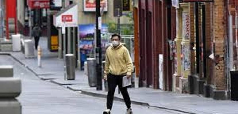 استراليا تعلن تسجيل صفر إصابات محلية بفيروس كورونا لليوم الـ40 على التوالي