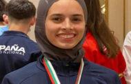 وزير الرياضة يهنئ لاعبة المنتخب المصري للتايكوندو نور حسين لفوزها بذهبية بلغاريا المفتوحة