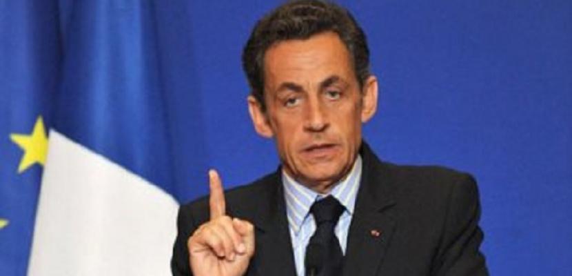 الحكم بسجن الرئيس الفرنسي الأسبق ساركوزي 3 سنوات بتهم فساد
