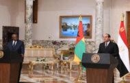 خلال مؤتمر صحفي مع رئيس غينيا بيساو.. الرئيس السيسي يعرب عن تقديره العميق للعلاقات التاريخية التي تجمع البلدين