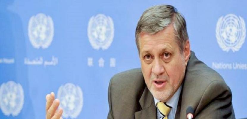المبعوث الأممي لليبيا: هناك رغبة من الأطراف الليبية على سحب القوات الأجنبية من البلاد