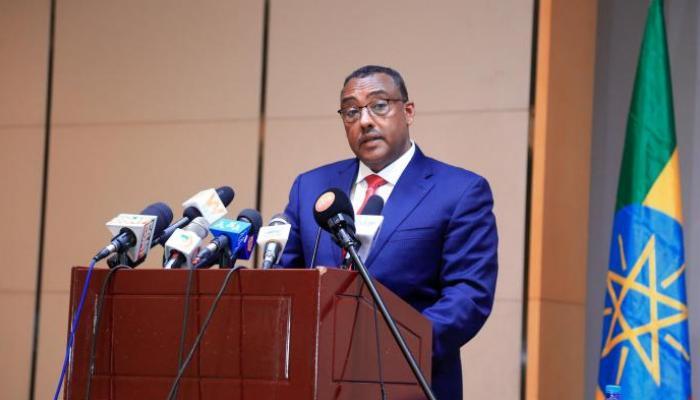 إثيوبيا تبلغ واشنطن تمسكها بالرعاية الأفريقية لمفاوضات سد النهضة