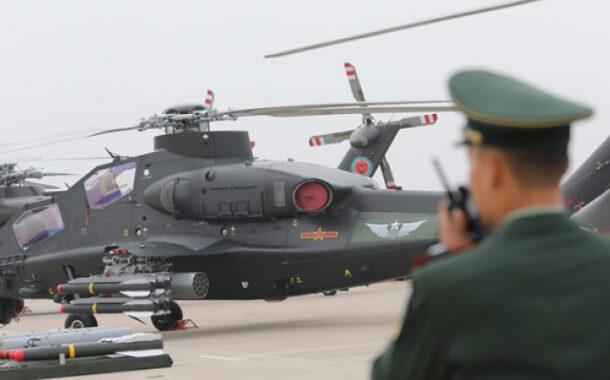 الصين تستبق زيارة وفد أمريكي إلى تايوان بمناورات قتالية ضخمة