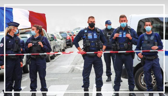 وفاة شرطية فرنسية في هجوم بسكين ومقتل المنفذ
