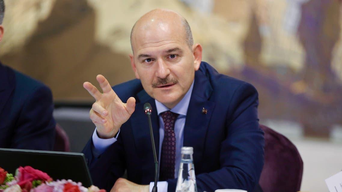 أنقرة تعلن إنشاء قاعدة عسكرية تركية بشمال العراق
