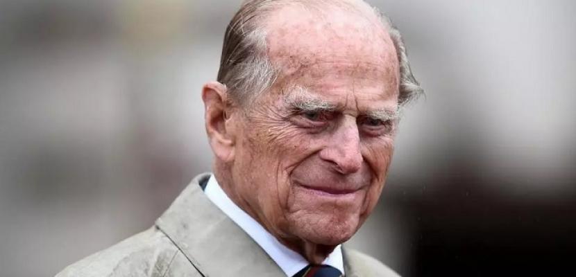 قصر باكنجهام يعلن وفاة الأمير فيليب زوج الملكة إليزابيث الثانية عن 99 عاما