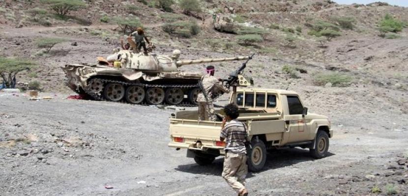 المقاومة اليمنية تحبط هجوما معاكسا لميليشيات الحوثى فى البيضاء