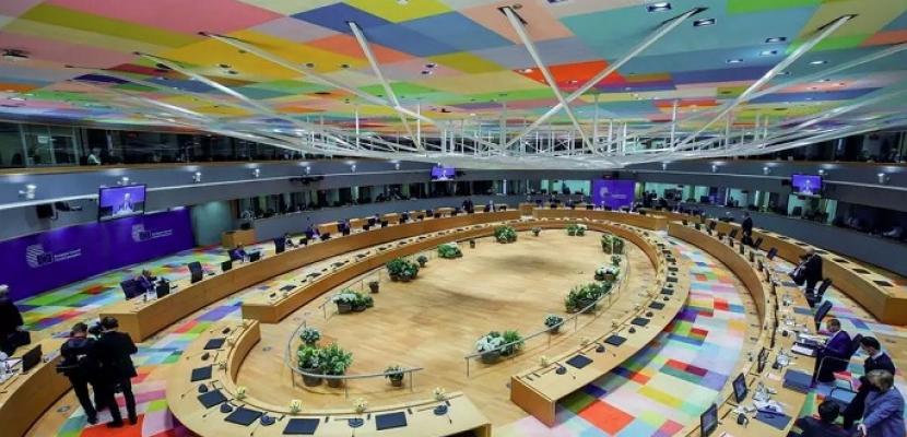 إعادة فتح الحدود ومحادثات صعبة حول المناخ على جدول أعمال القمة الأوروبية في بروكسل اليوم