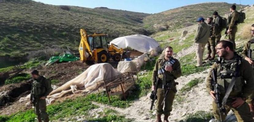 محكمة في القدس تنظر بقرار طرد عائلات من سلوان لصالح مستوطنين وسط احتجاجات