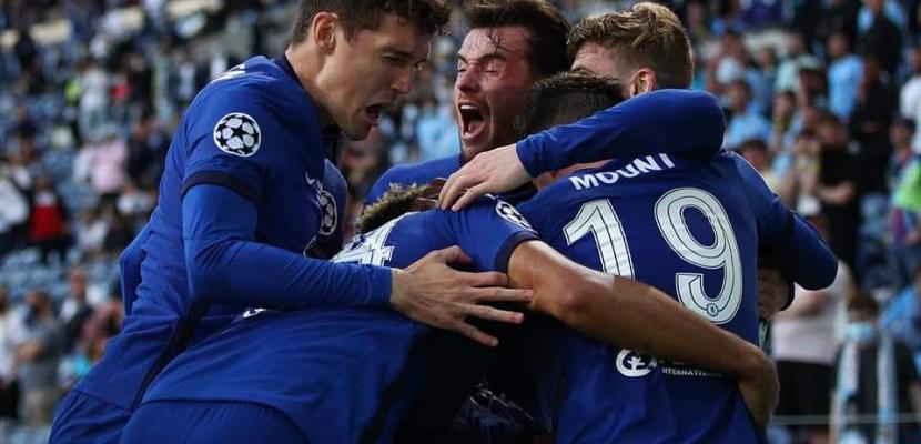 تشيلسي بطل دوري أبطال أوروبا للمرة الثانية بهدف ضد مان سيتي